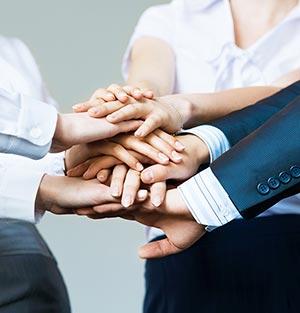 Creare team di grandi lavoratori